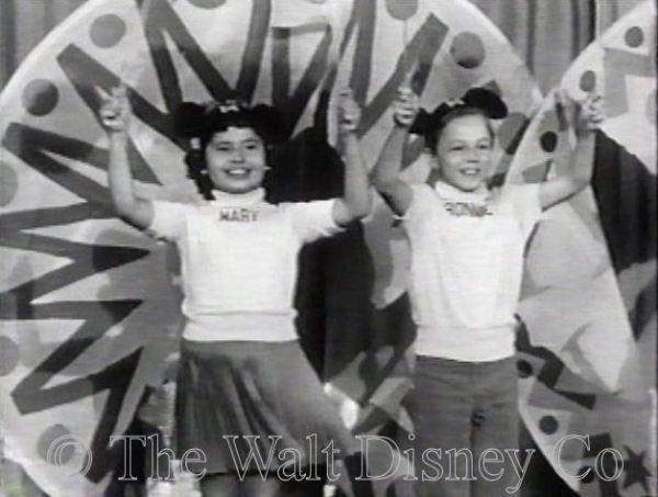 Mickey Mouse Club Cast: Mary Espinosa