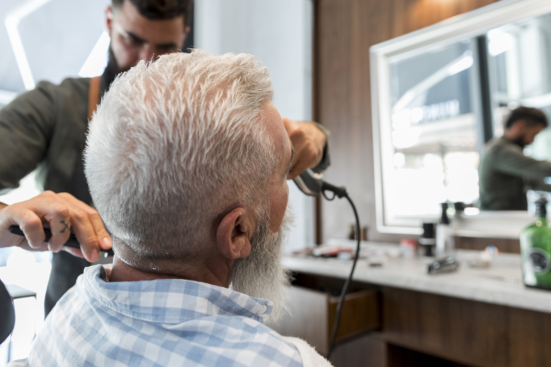 The Culture/History of Barbering