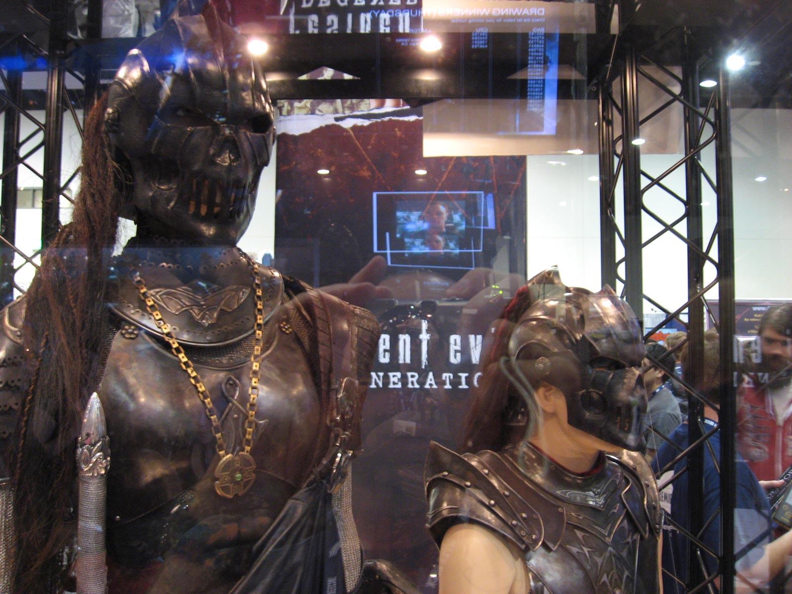 Lycans Underworld Armor Rise