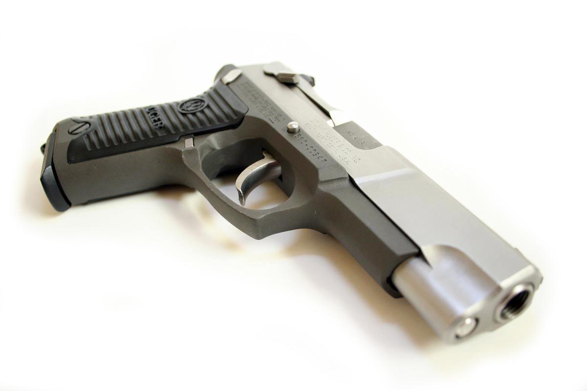 True Lies Amp Desperado Ruger P90 Prop Gun