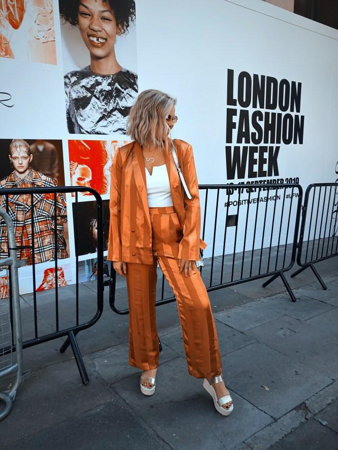 London Fashion Week Original Sam Smith