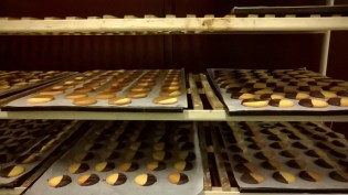 Classic biscuits ready for sale