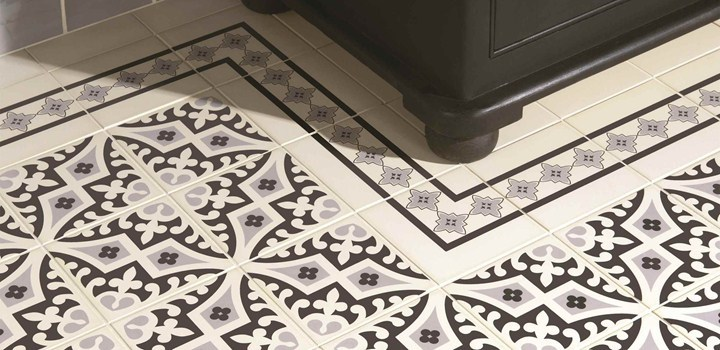 border tiles for walls and floors