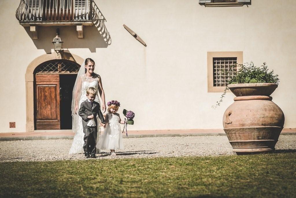 Annette & Simon Wedding Tuscany
