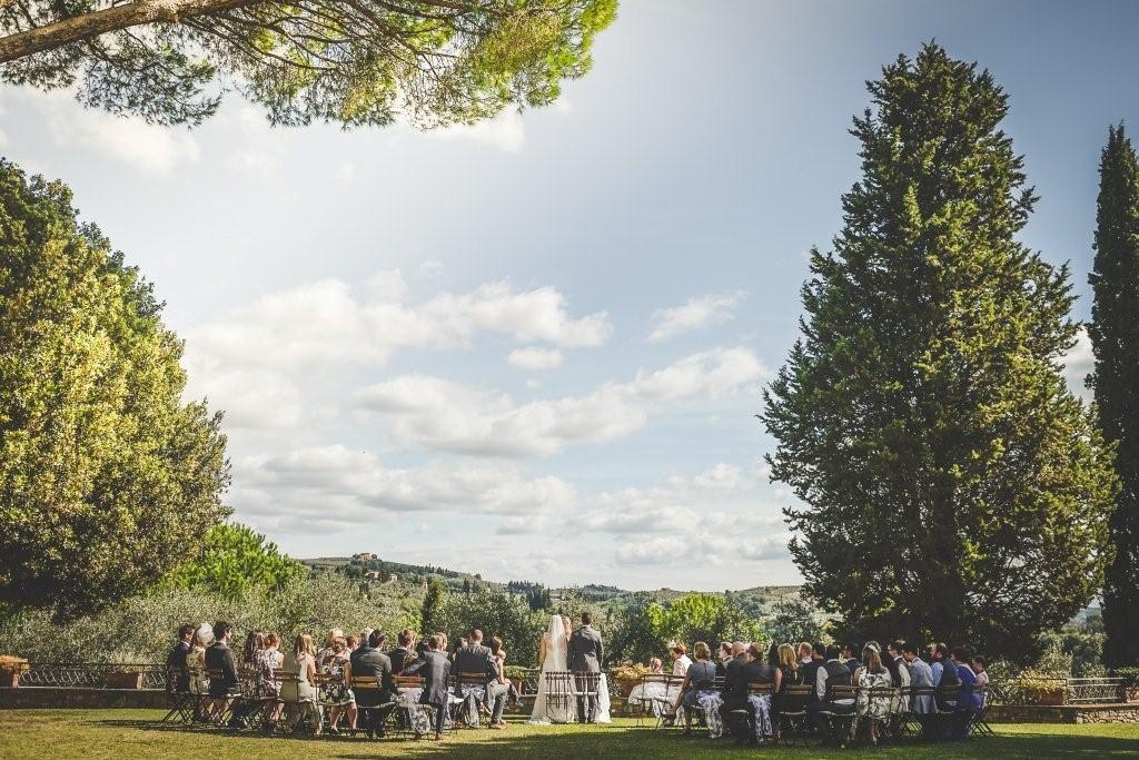 wedding villas in tuscany