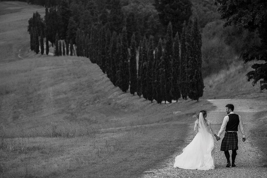 Original Tuscany Wedding