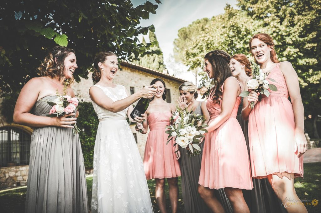 Country Chic Wedding Italy