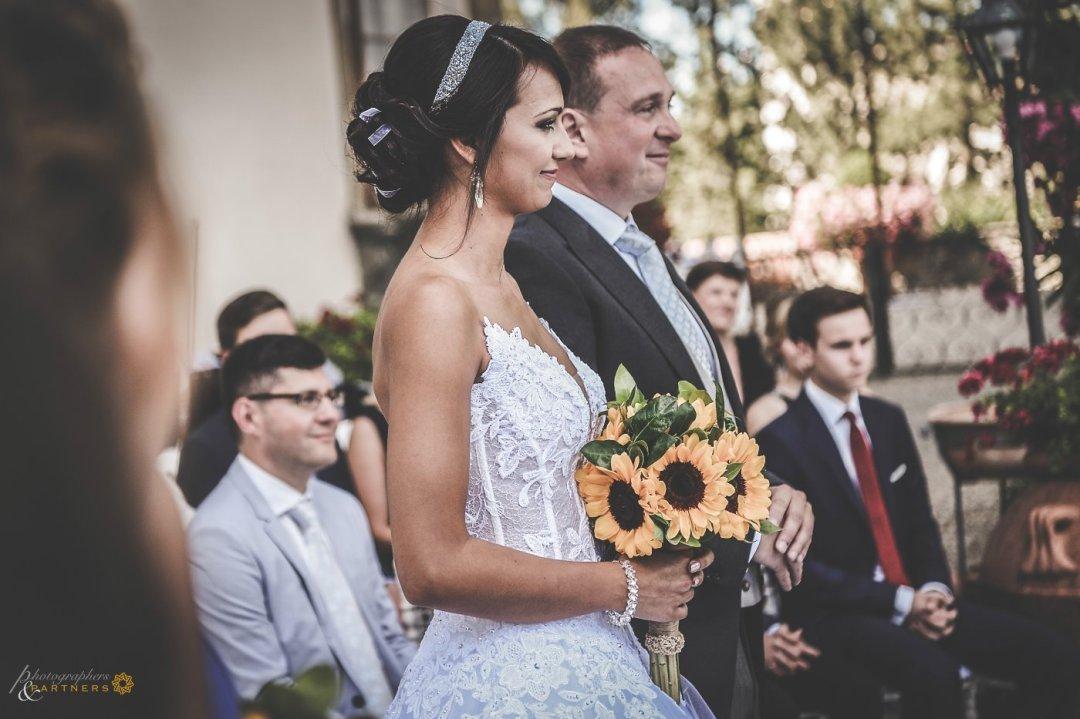Martyna & Piotr wedding in Tuscany