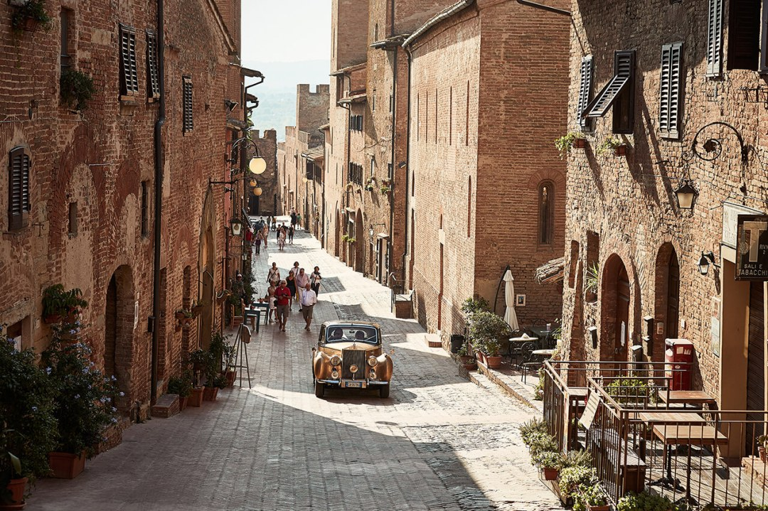 Certaldo Tuscan Wedding