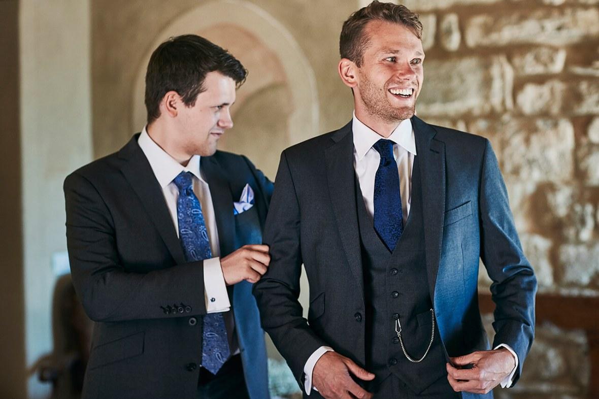 a tuscan wedding