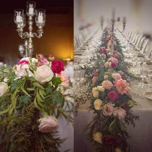 table inspiration for wedding