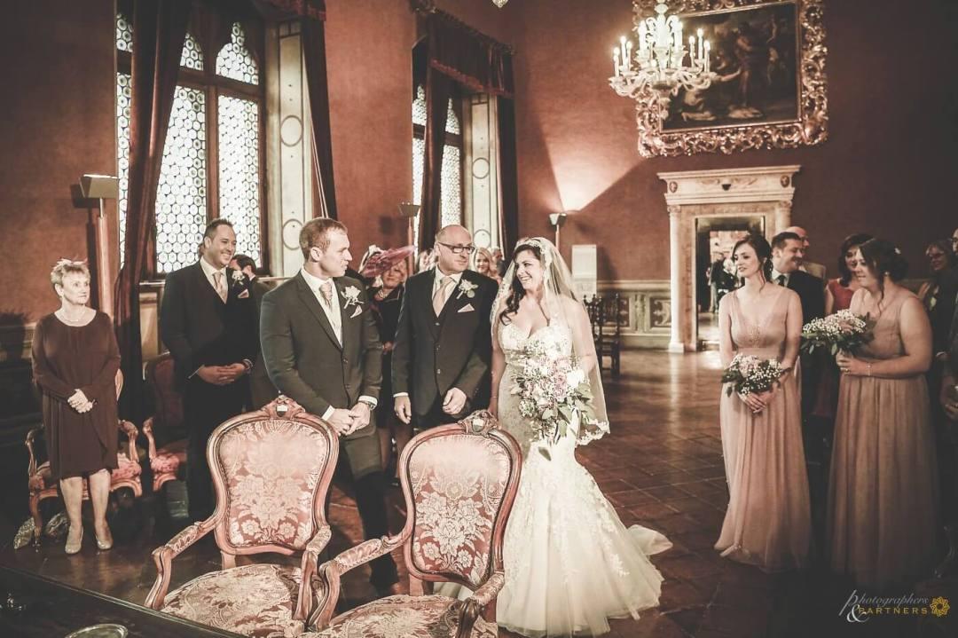 Sheree & Domenic wedding at Siena