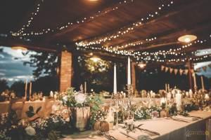 wedding reception Fattoria di Corsignano