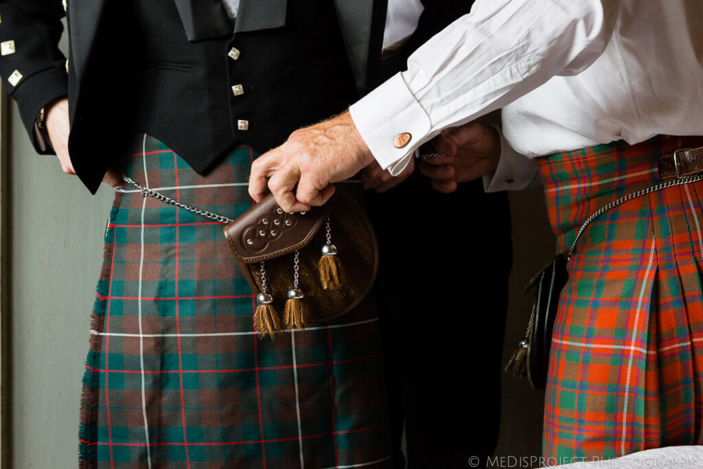 scottish Kilt for wedding