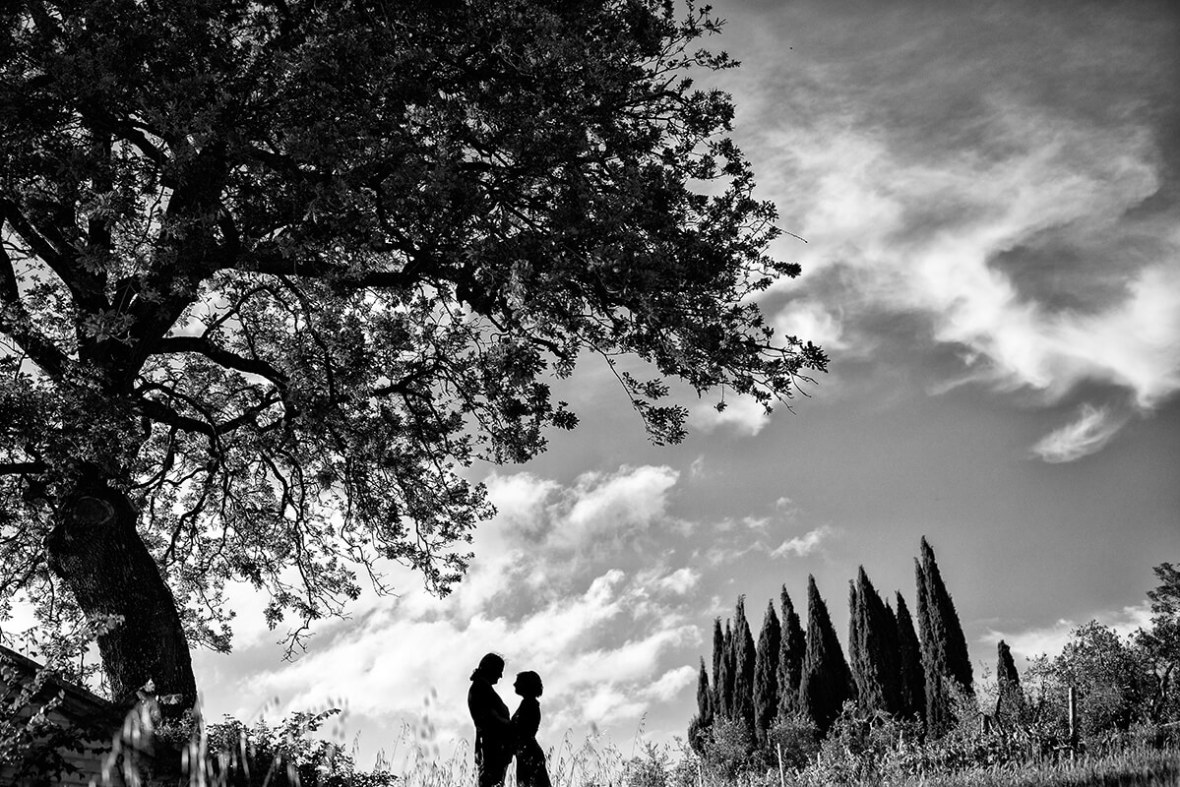 romantic venue for elopment in Tuscany
