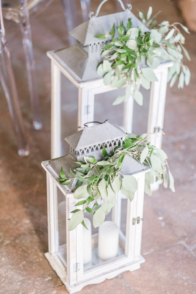 Ideas for wedding ceremony decoration