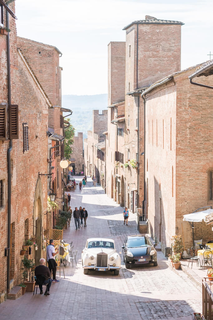 exclusive location for wedding ceremony in Tuscany