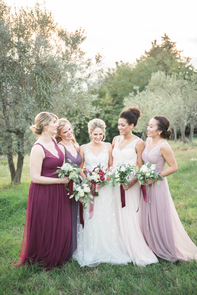 exclusive wedding location in San Gimignano