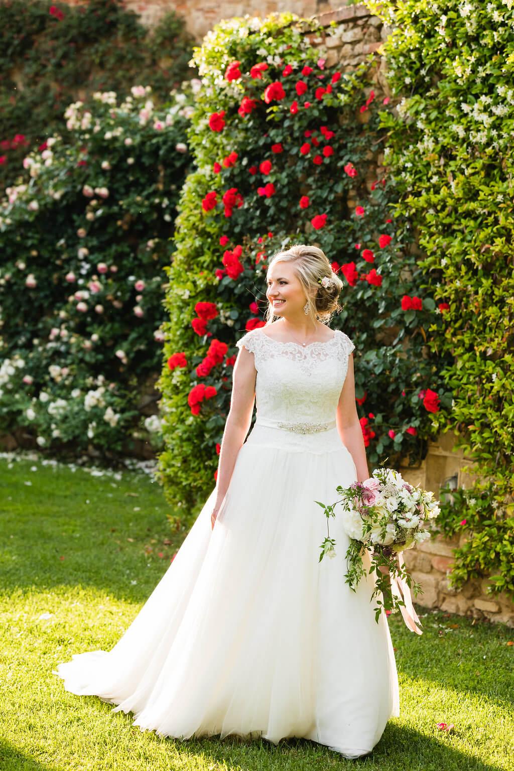 luxury wedding villa in Italy