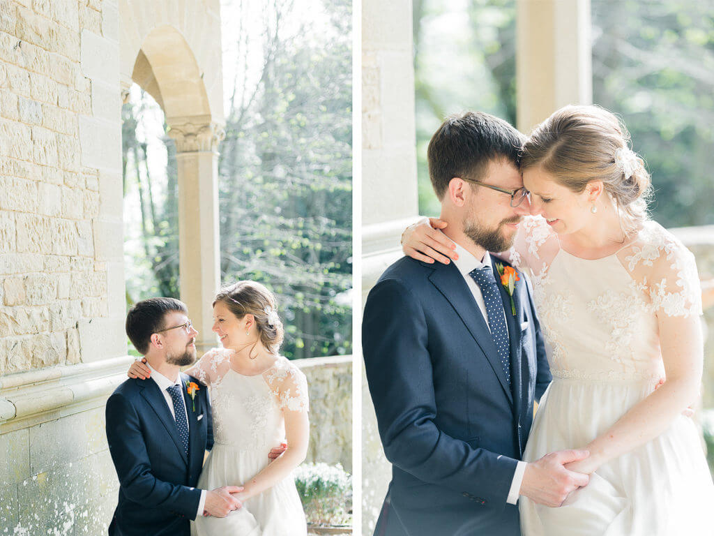 intimate sping wedding in Italy
