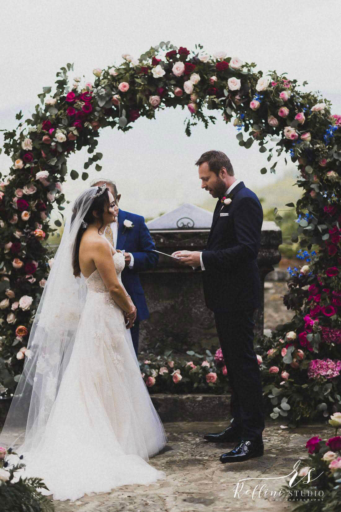 Sahar & Christian wedding in Italy