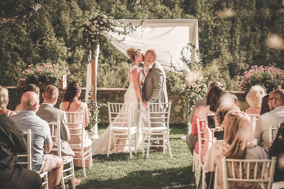 wedding in Southern Chianti Classico