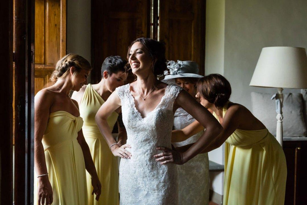 Wedding at Castello Vicchiomaggio