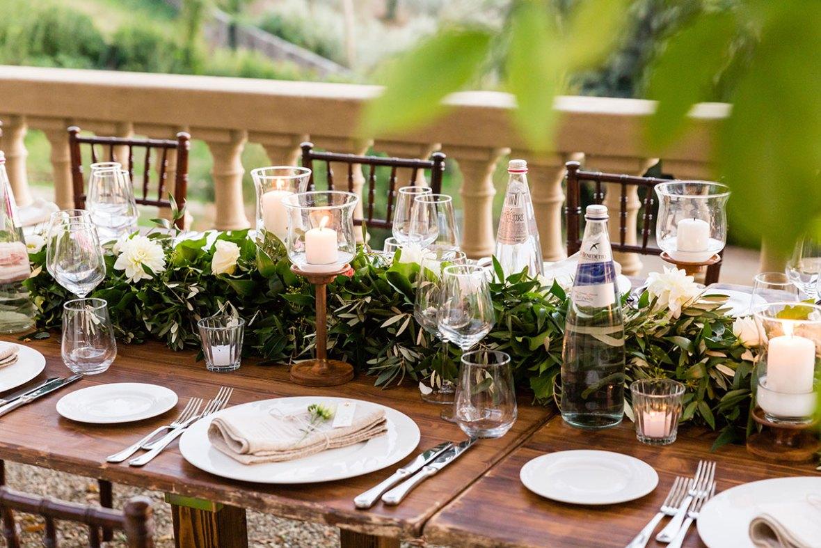 Exclusive location for wedding ceremony