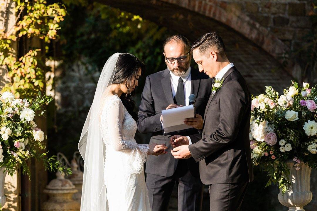 Wedding in toscana