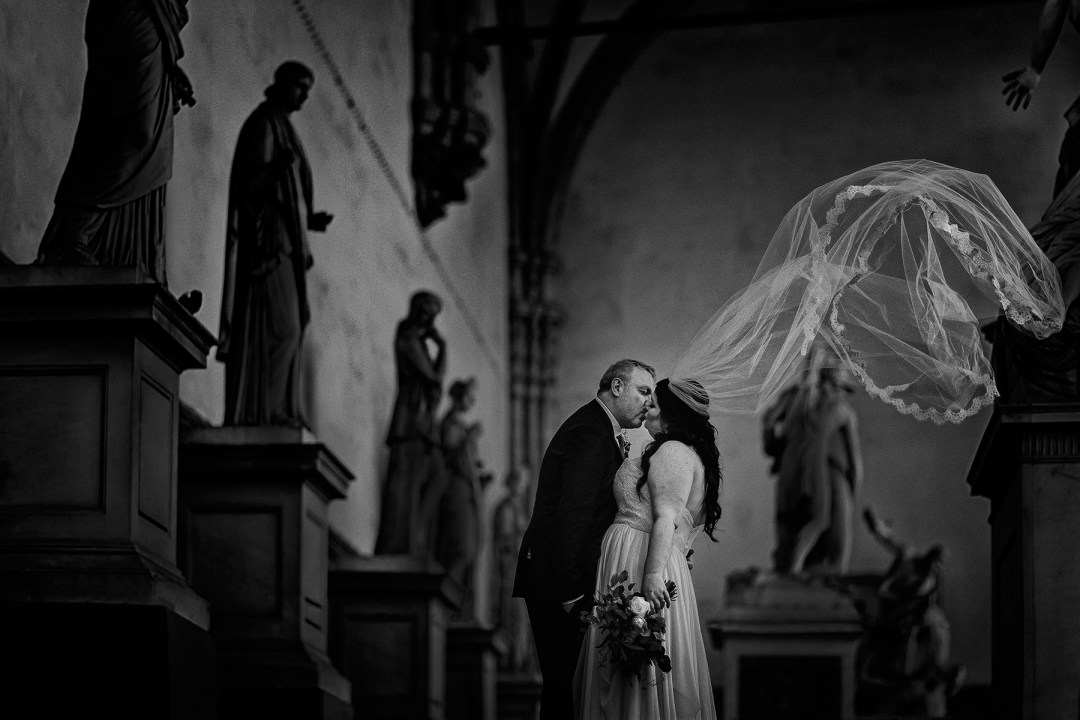 wedding in the heart of Florence