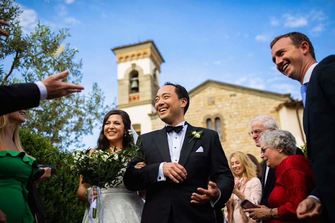 Wedding location Tuscany