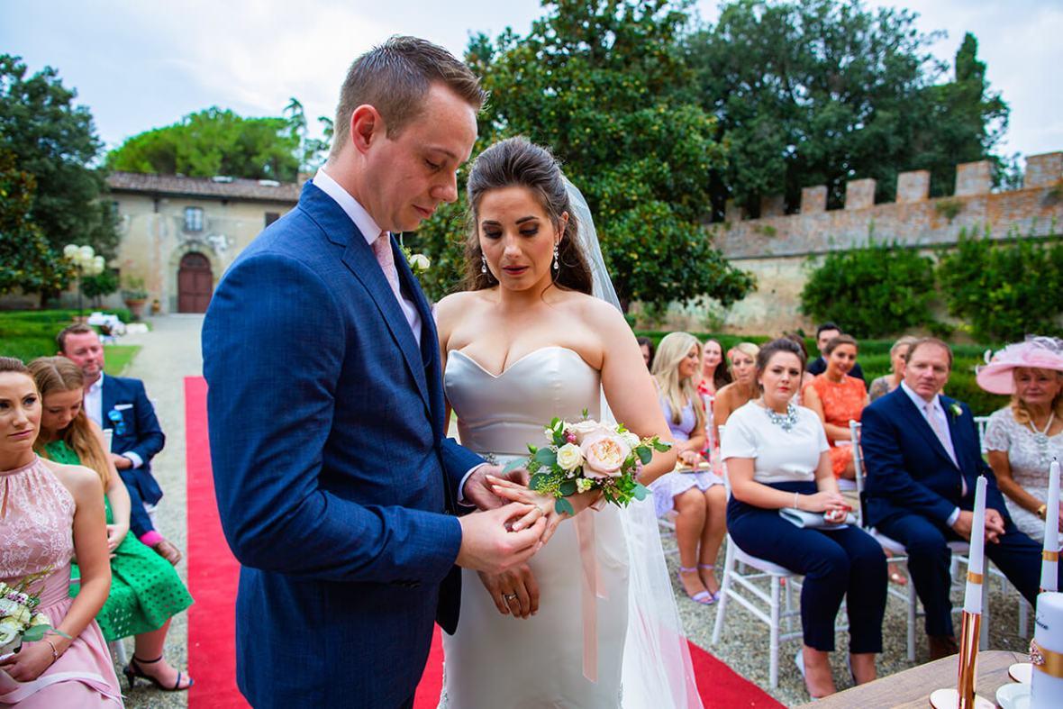 castle wedding europe