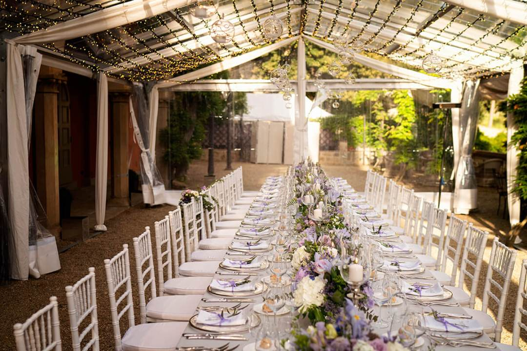 Exclusive venue for wedding in Florence