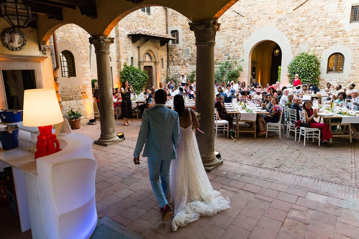 castle wedding venues in Europe