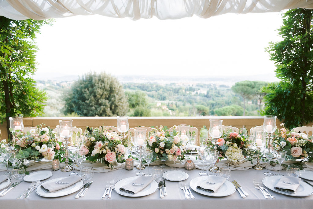 Exclusive location for wedding in tuscany