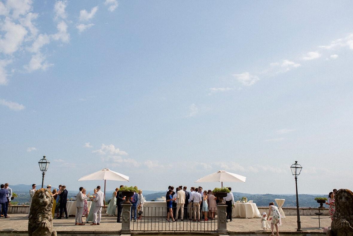 Wedding at Villa di Maiano in Fiesole