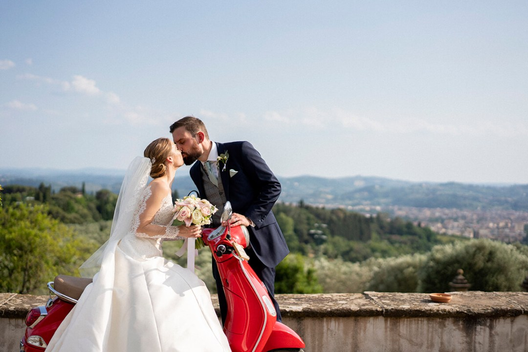 Tuscany for weddings