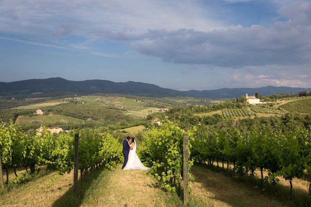 Wedding in Chianti