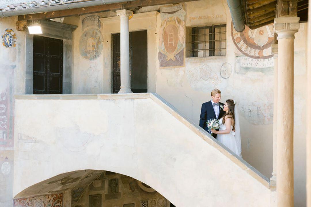 Wedding at Certaldo