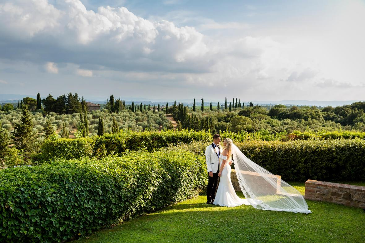 Wedding at Borgo Scopeto