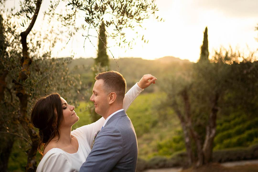 Wedding in Italy just for two