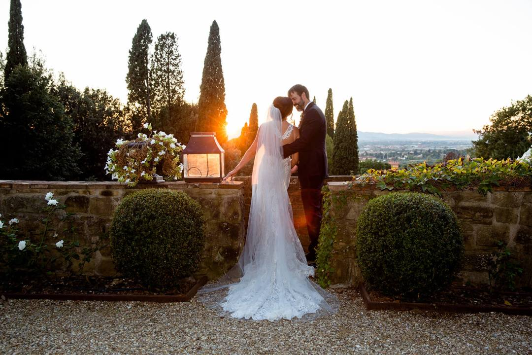 exclusive location for wedding in Italy