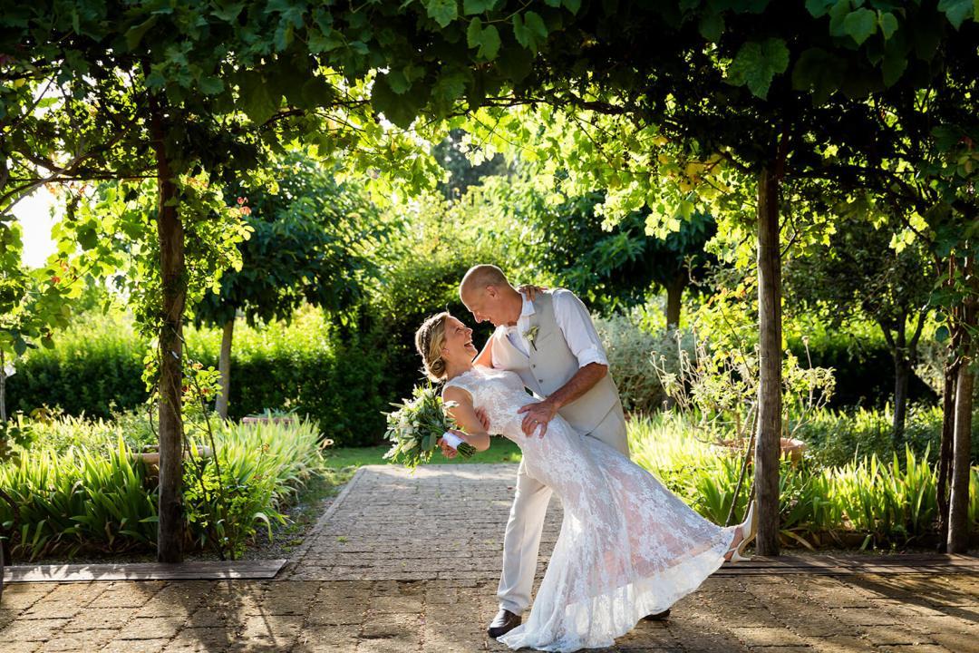 Wedding in Farm house in Tuscany