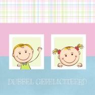 Geboorteteksten tweeling