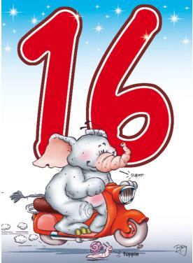 Verjaardagswensen 16 Jaar En Sweet Sixteen Wensen
