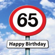 65 jaar verjaardagswensen