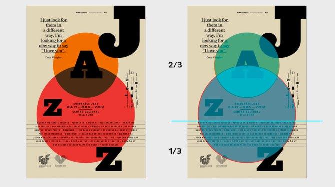 Affiche du Guimaraes Jazz au Portugal édition 2012