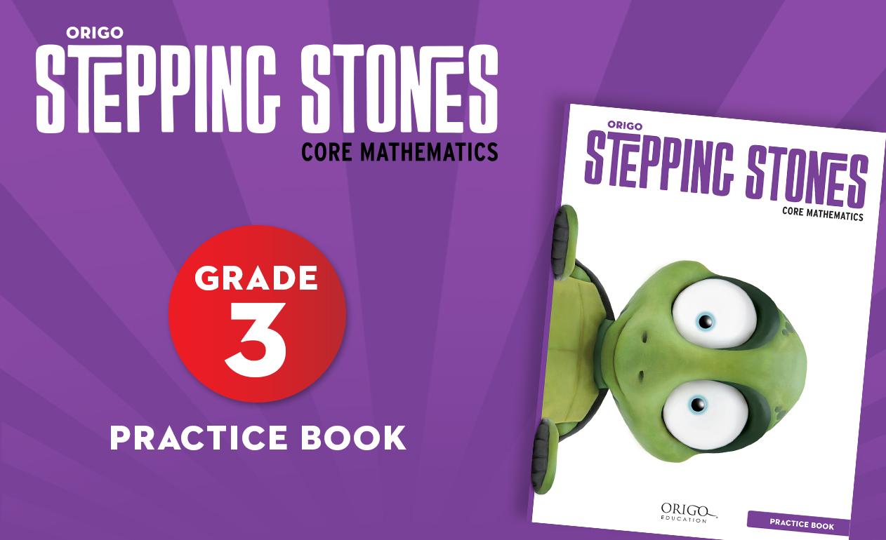 3rd Grade Math Practice Book