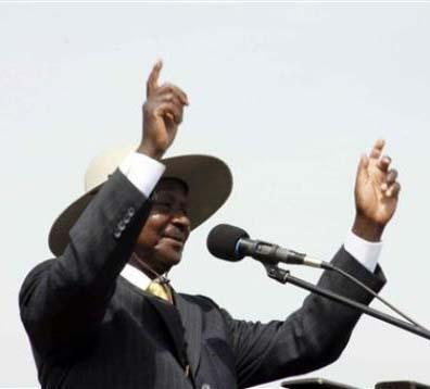 hiphop president uganda