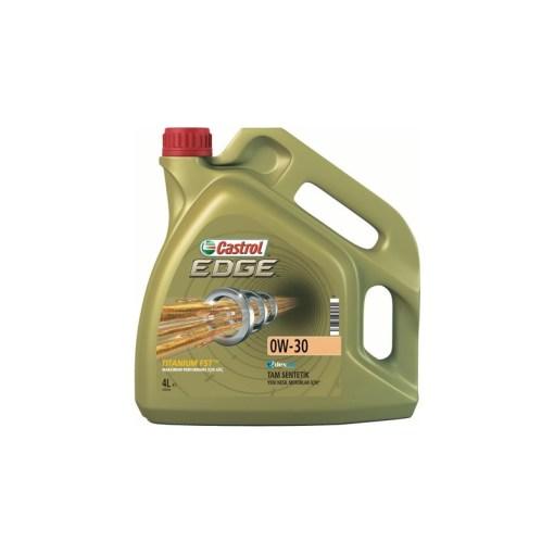 Castrol edge 030 motor yağı fiyat